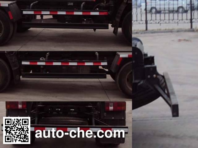 Tanghong XT5040ZXXBJ detachable body garbage truck