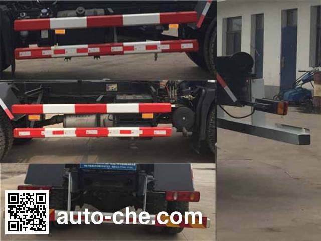 Tanghong XT5120ZXX detachable body garbage truck