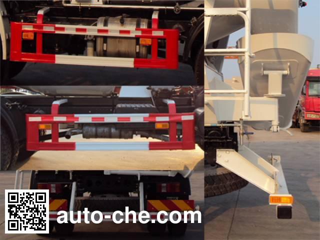 唐鸿重工牌XT5160GJBZZ38G5混凝土搅拌运输车