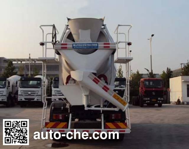 Tanghong XT5160GJBZZ38G4 concrete mixer truck