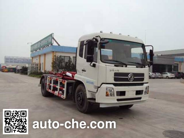 Tanghong XT5161ZXXDFL detachable body garbage truck