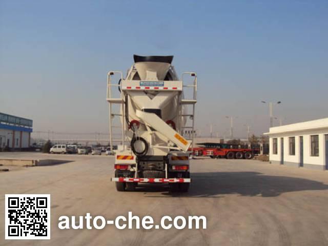 仙达牌XT5250GJBHK43G4混凝土搅拌运输车