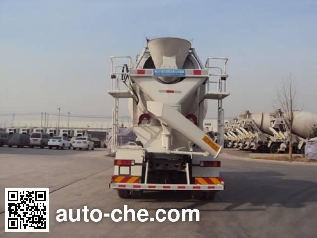 Xianda XT5250GJBJ532Q concrete mixer truck