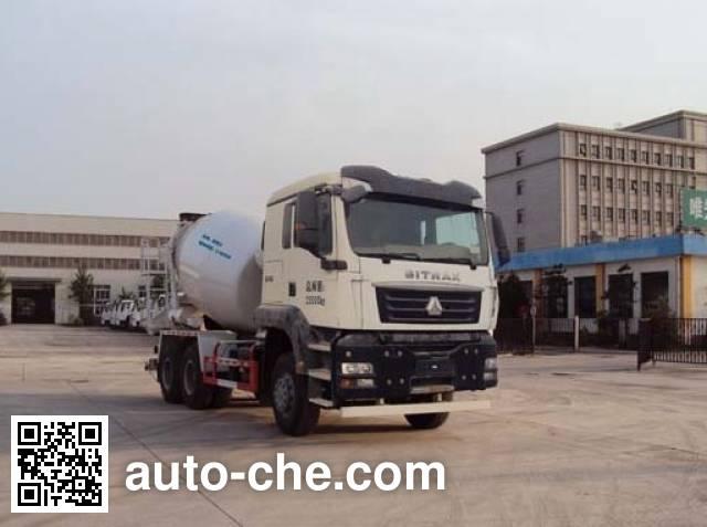 Tanghong XT5250GJBSD40G4 concrete mixer truck