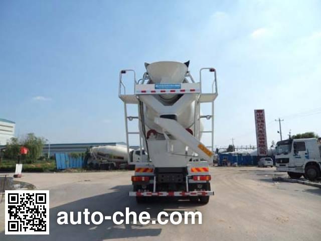 唐鸿重工牌XT5250GJBT740G4混凝土搅拌运输车