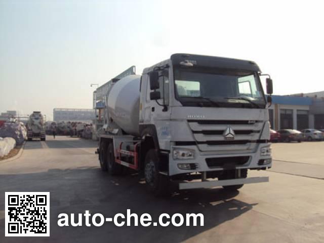 唐鸿重工牌XT5250GJBZZ38G4混凝土搅拌运输车
