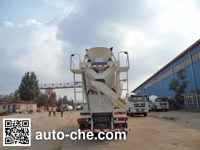 Tanghong XT5250GJBZZ40EL concrete mixer truck