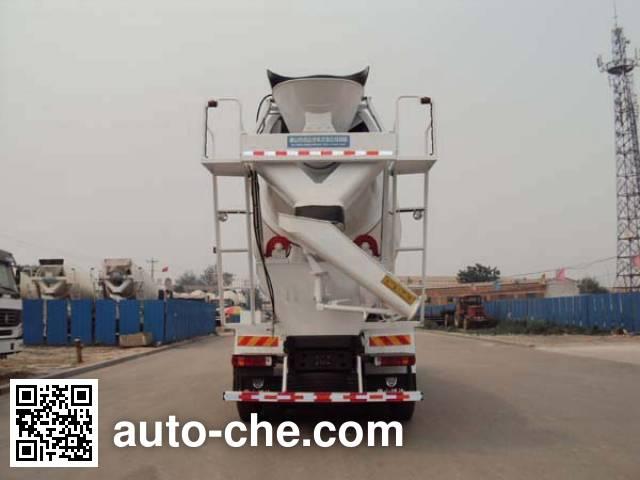 唐鸿重工牌XT5250GJBZZ43G4混凝土搅拌运输车