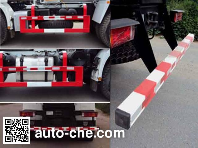Tanghong XT5252GJBSX40G4 concrete mixer truck