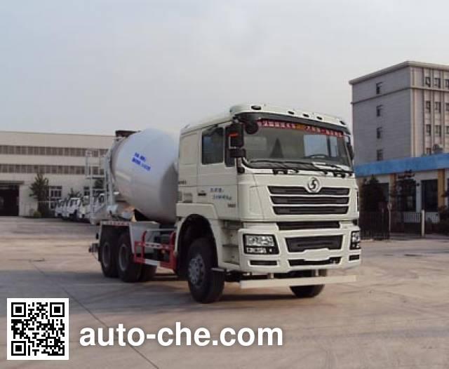 Tanghong XT5252GJBSX40EL concrete mixer truck