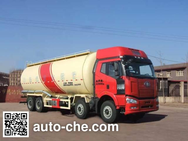 仙达牌XT5310GFLCA36D低密度粉粒物料运输车