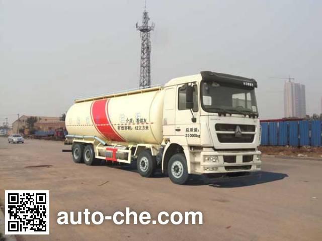 仙达牌XT5310GFLHK42EL低密度粉粒物料运输车