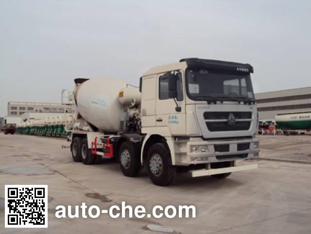 唐鸿重工牌XT5310GJBHK36G4混凝土搅拌运输车