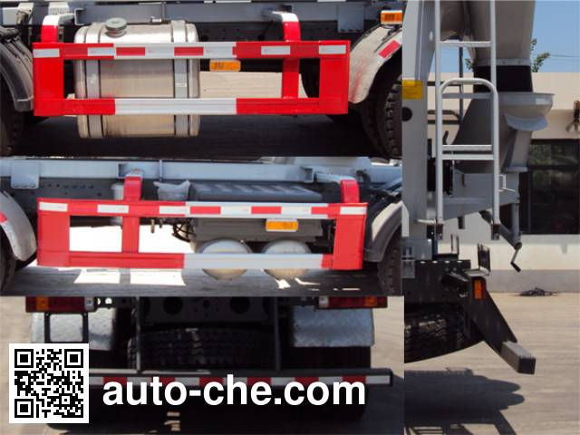 Tanghong XT5310GJBM530Q concrete mixer truck