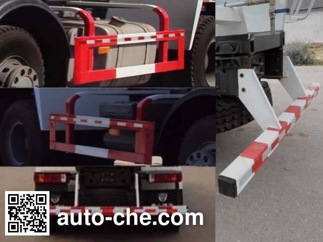 唐鸿重工牌XT5310GJBSD36G4混凝土搅拌运输车