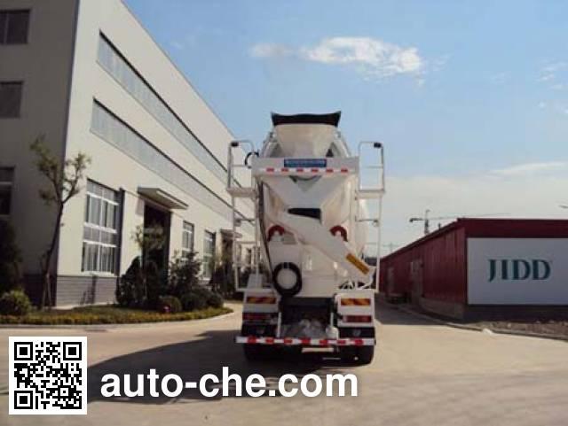 唐鸿重工牌XT5310GJBZZ36EL混凝土搅拌运输车