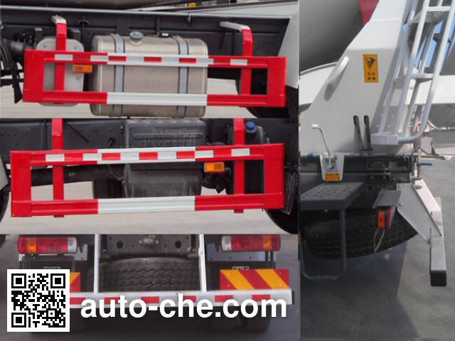 唐鸿重工牌XT5310GJBZZ38G5混凝土搅拌运输车