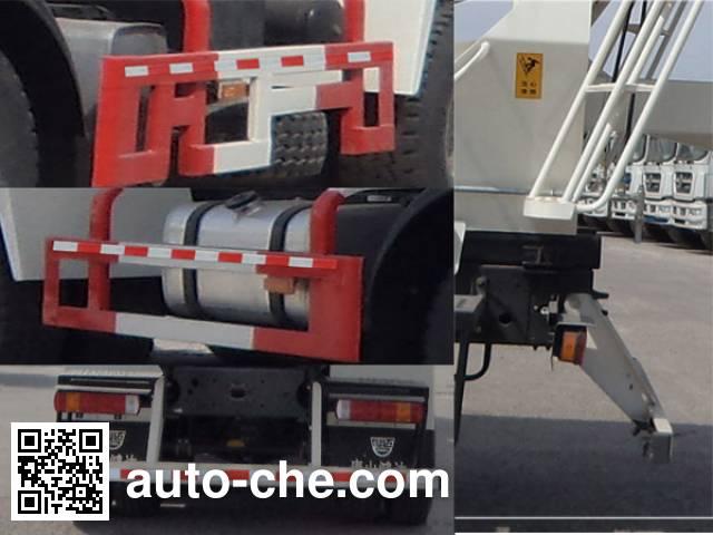 唐鸿重工牌XT5313GJBBJ34G4混凝土搅拌运输车