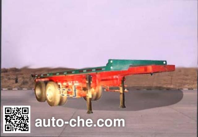 仙达牌XT9330TJZP集装箱半挂牵引车