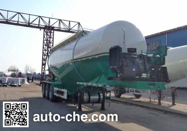 仙达牌XT9400GFL低密度粉粒物料运输半挂车