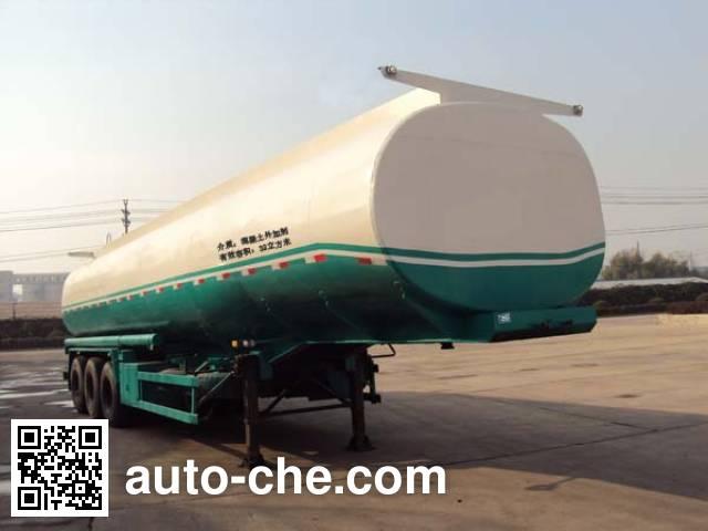 仙达牌XT9400GWJJ混凝土外加剂运输半挂车