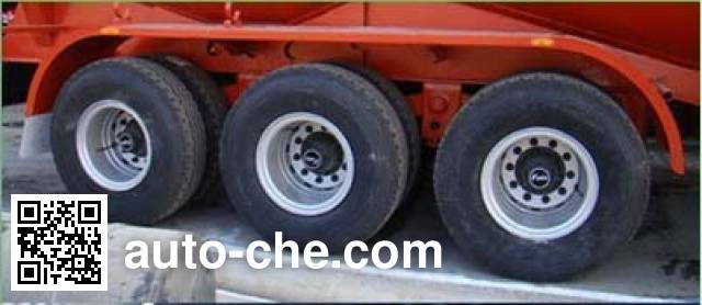 Tanghong XT9400GXH ash transport trailer