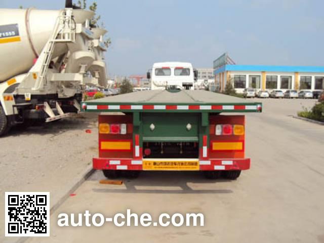 Tanghong XT9400P flatbed trailer