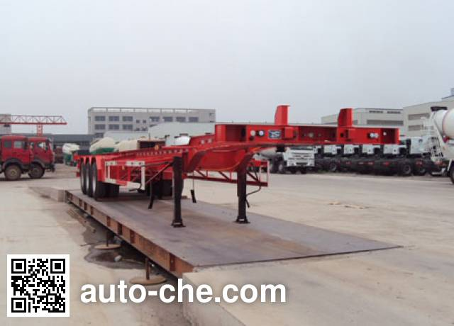 Xianda XT9400TJZ48 container transport trailer