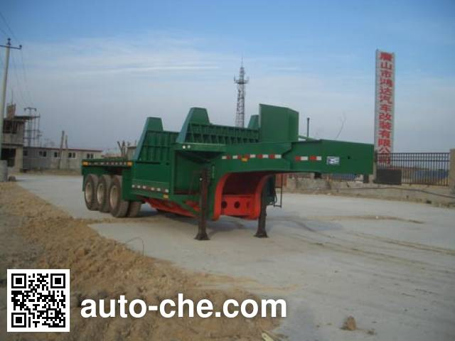 唐鸿重工牌XT9400TTS铁水运输半挂车