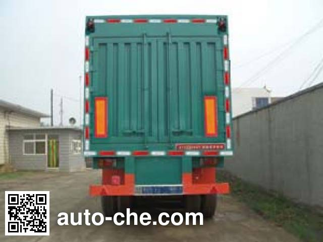 Tanghong XT9350XXY box body van trailer