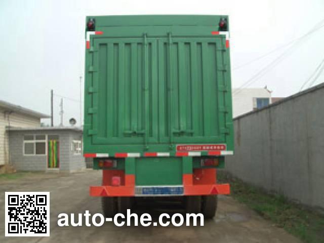 Tanghong XT9400XXY box body van trailer