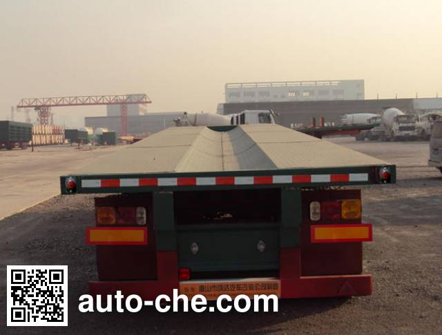 Tanghong XT9401P flatbed trailer