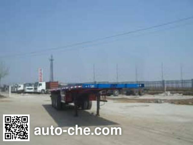 Xianda XT9401P flatbed trailer