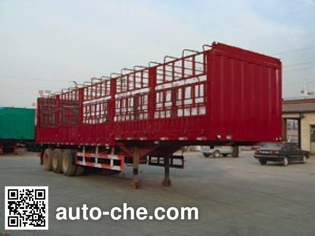 Xianda XT9402CLXD stake trailer
