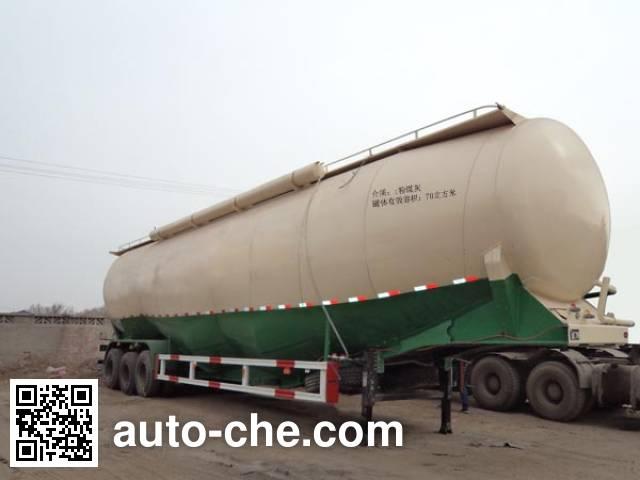 Tanghong XT9403GFL low-density bulk powder transport trailer
