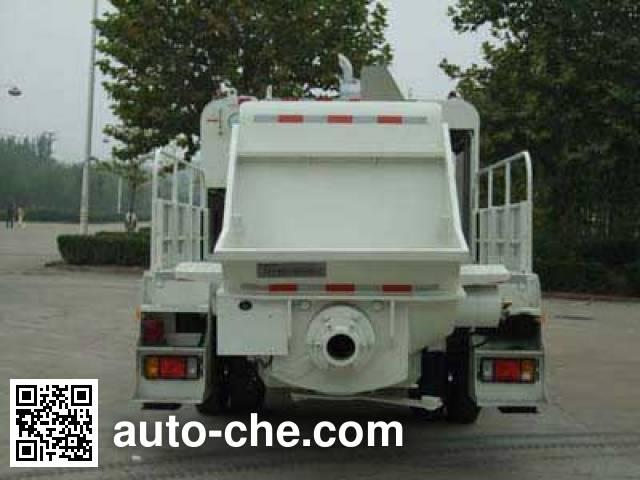 鑫天地重工牌XTD5120HBC车载式混凝土泵车