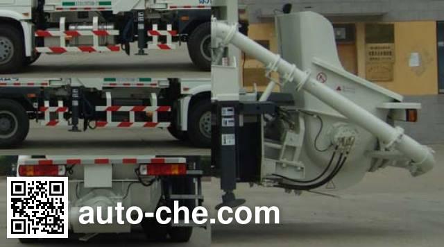 鑫天地重工牌XTD5270THB-37混凝土泵车