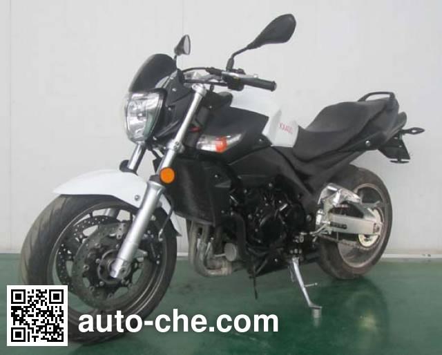 Xingxing XX400 motorcycle