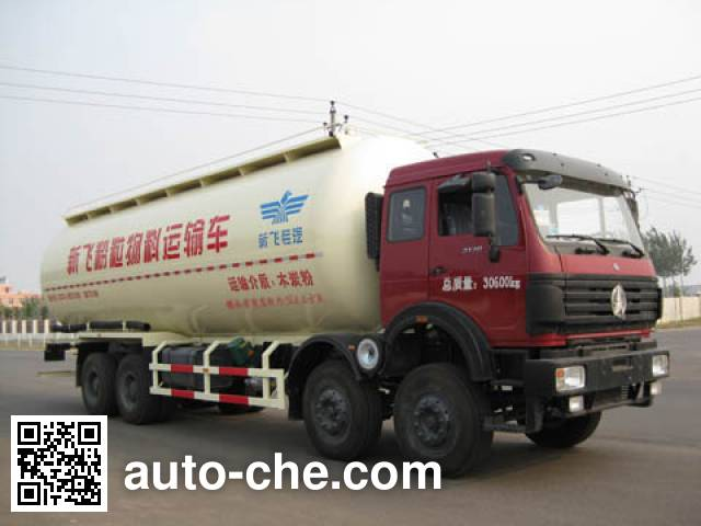 豫新牌XX5310GFLA3粉粒物料运输车
