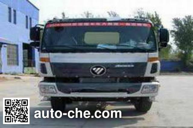 Yuxin XX5313GFLA4 low-density bulk powder transport tank truck
