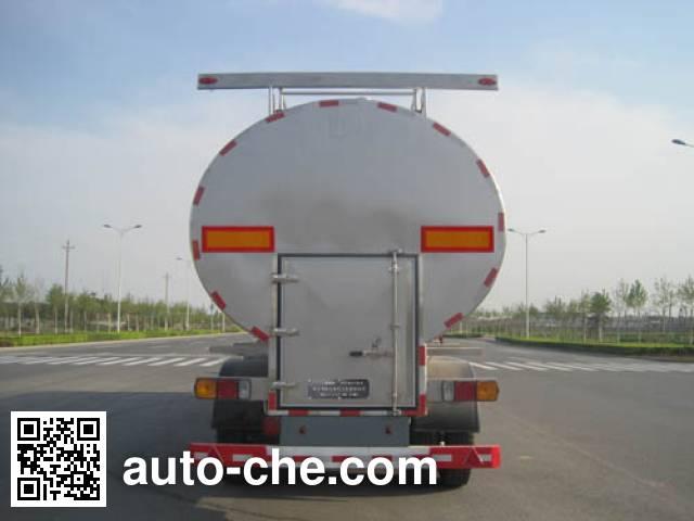 Yuxin XX9400GNY milk tank trailer