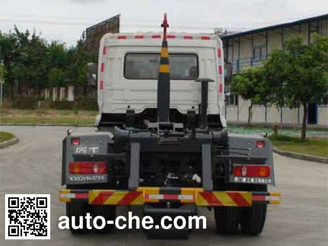 XGMA XXG5161ZXX detachable body garbage truck