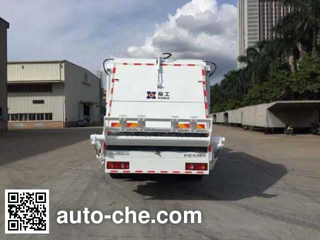 XGMA XXG5162ZYS garbage compactor truck
