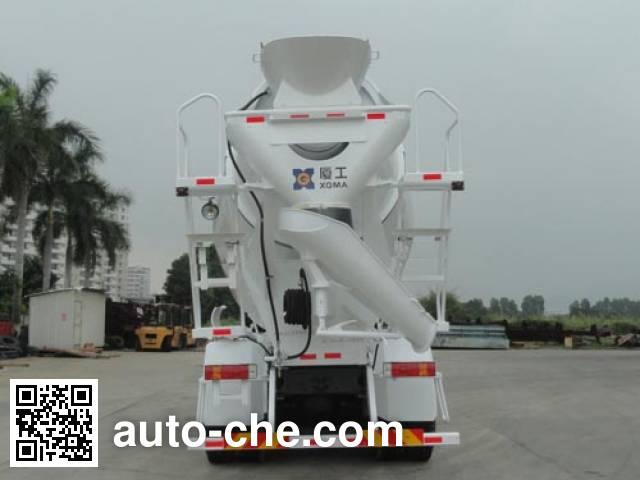 厦工牌XXG5254GJBSX混凝土搅拌运输车