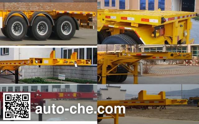 XGMA XXG9404TJZG container transport trailer