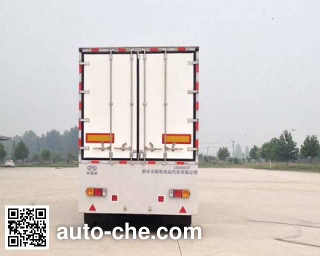Xinneng XXN9100XDY power supply trailer
