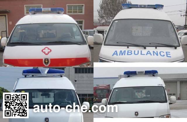 Xinyang XY5032XJH ambulance
