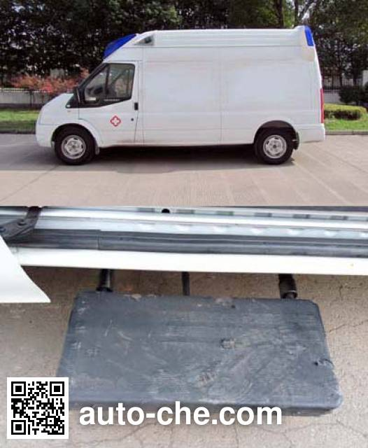 Xinyang XY5041XJH ambulance