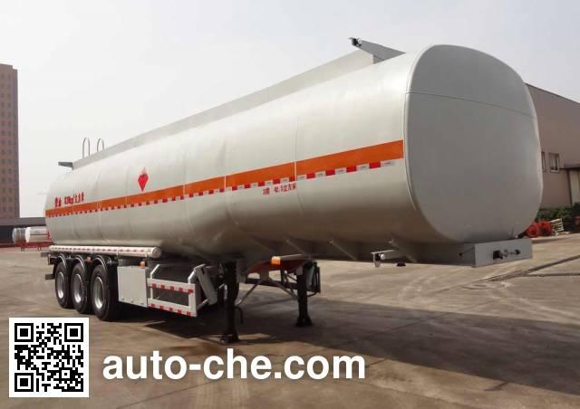 Xingyang XYZ9400GRYC flammable liquid tank trailer
