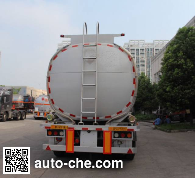 Xingyang XYZ9400GYS liquid food transport tank trailer